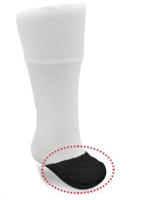 Glidewear Partial Protection Sock